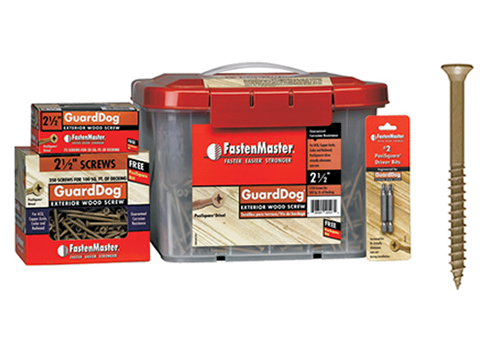 exterior wood screw now with pozisquare drive the new exterior wood